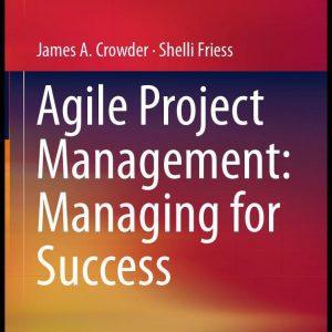 کتاب مدیریت پروژه چابک